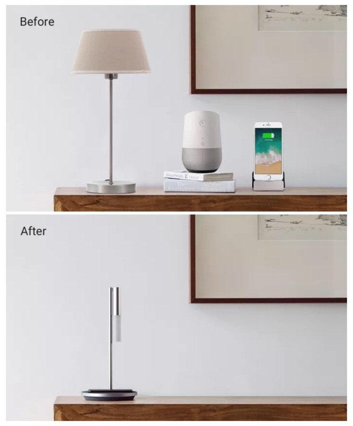 Olie Lampe