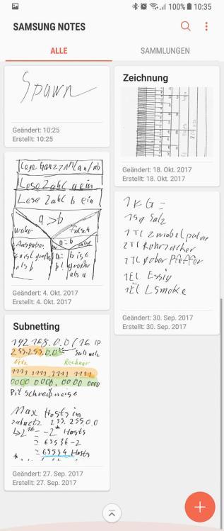 Samsung Notes 3
