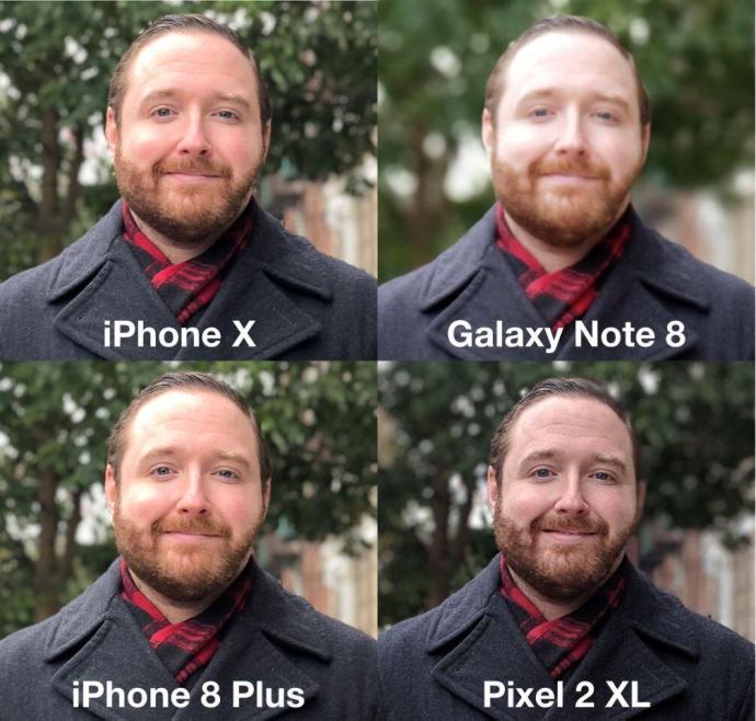 Smartphone Kamera Vergleich Iphone Note Pixel 3