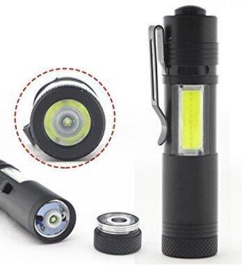 Tragbare Taschenlampe