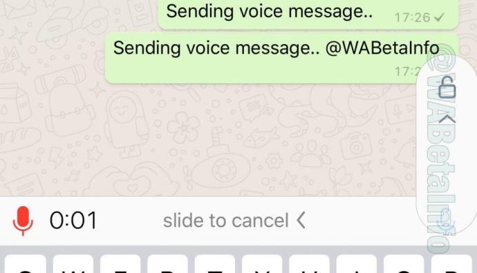Whatsapp Lock Sprachnachricht