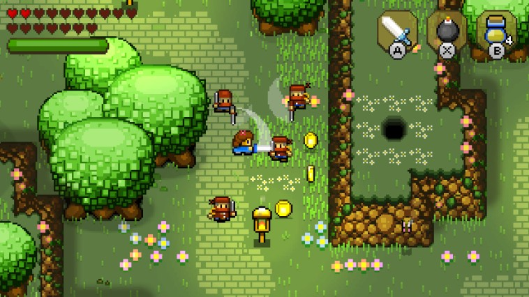 Blossom Tales Screen2