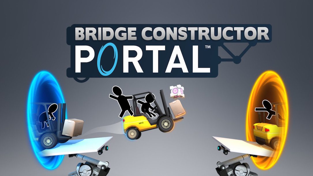 Bridge Constructor Portal Header
