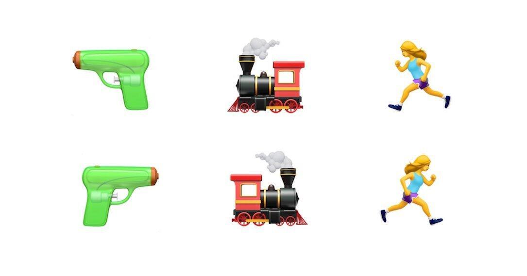 Emoji 6.0 Richtungen
