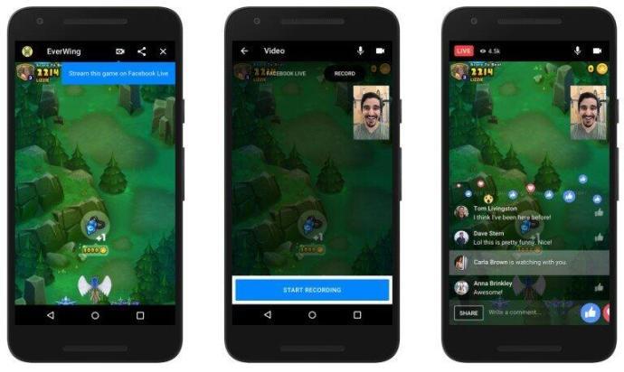 Facebook Instant Games Livestream 1085