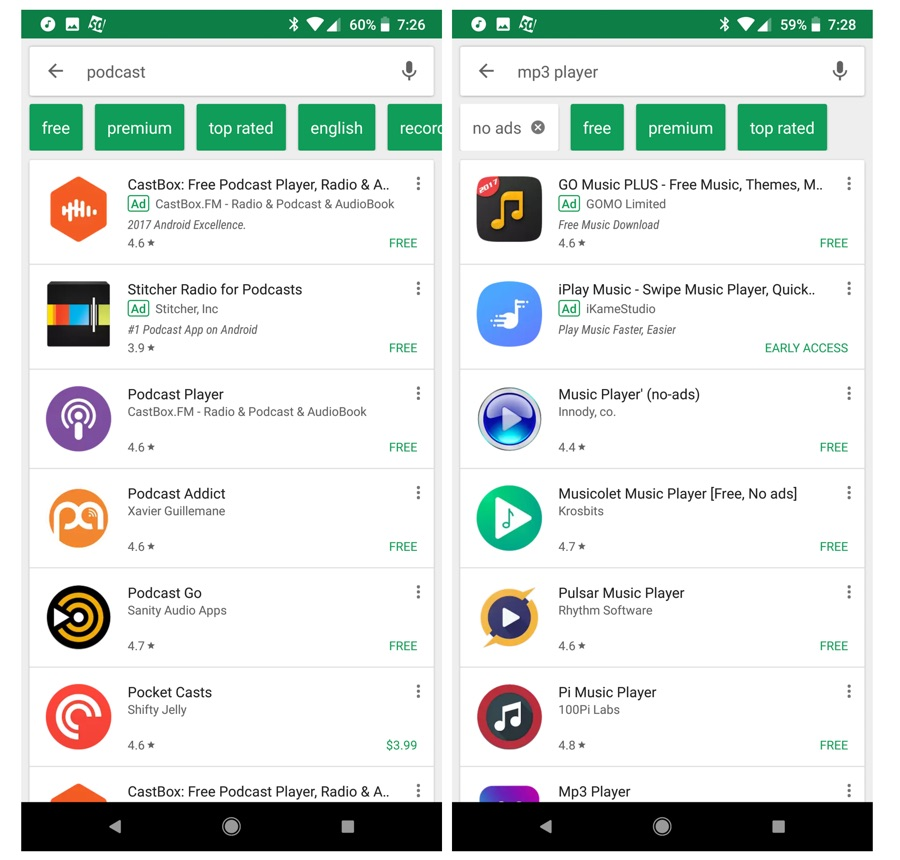 Google Play Store Free Premium