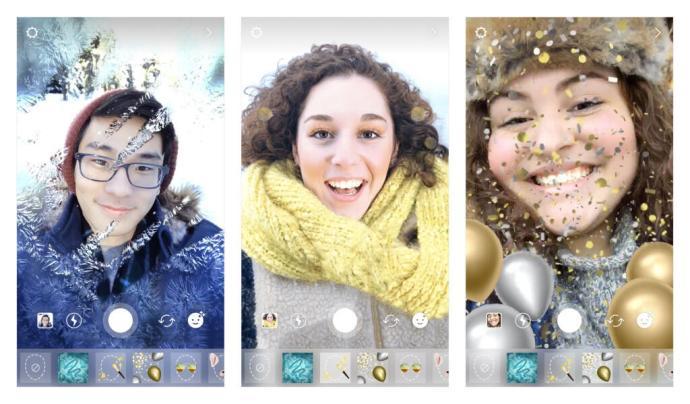 Instagram Creative Tools Holidays 2