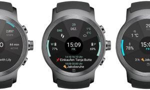 Lg Watch Sport Watchface