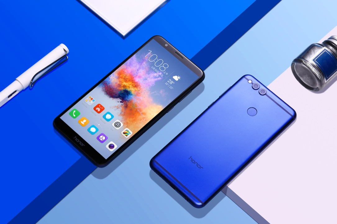 Lifestyle Honor 7x Blue A5