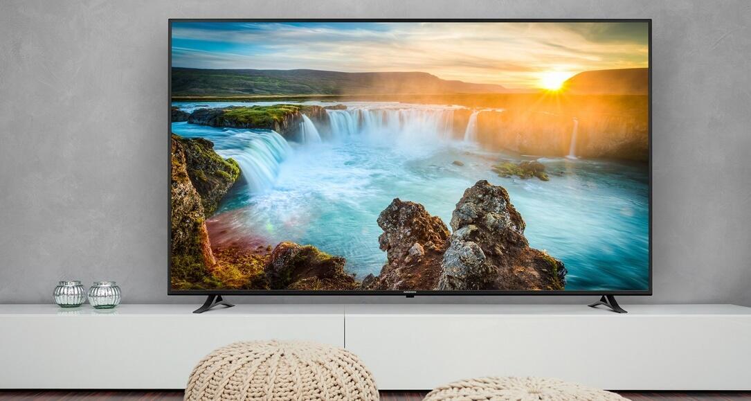 Medion X18175 75 Zoll Tv Mit Uhd Auflosung Ab 4 Dezember Bei Aldi
