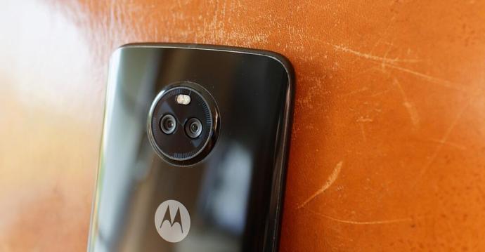 Moto X4 Back 1