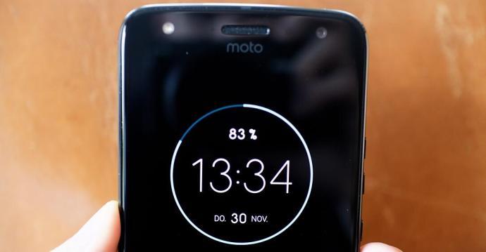 Moto X4 Moto Action