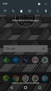 Moto X4 Notifications 1085
