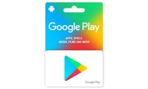 Play Store Header