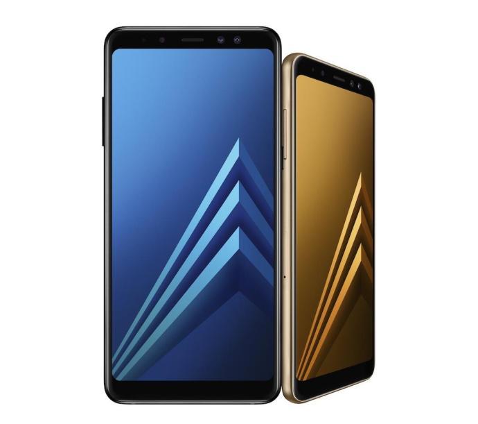 Samsung Galaxy A8 Header