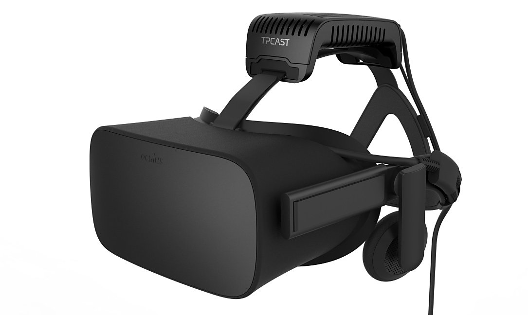 Tpcast Wireless Adapter Oculus Rift 1085