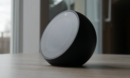 Amazon Echo Spot Header