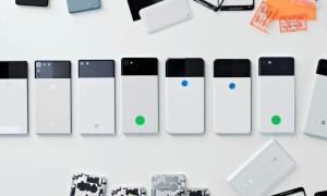 Google Design Pixel 2 Iterations1