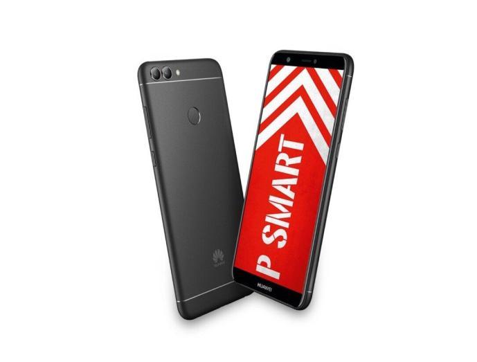 Huawei P Smart Header
