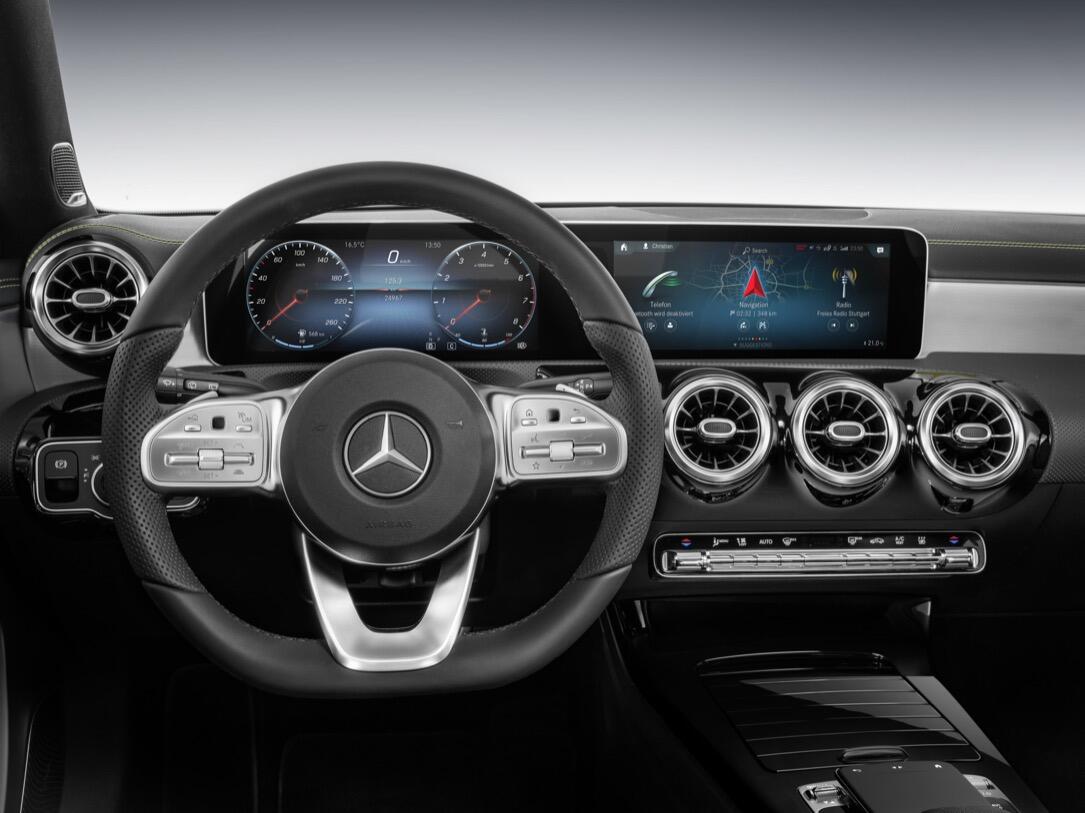 Mercedes Benz A Klasse 2018