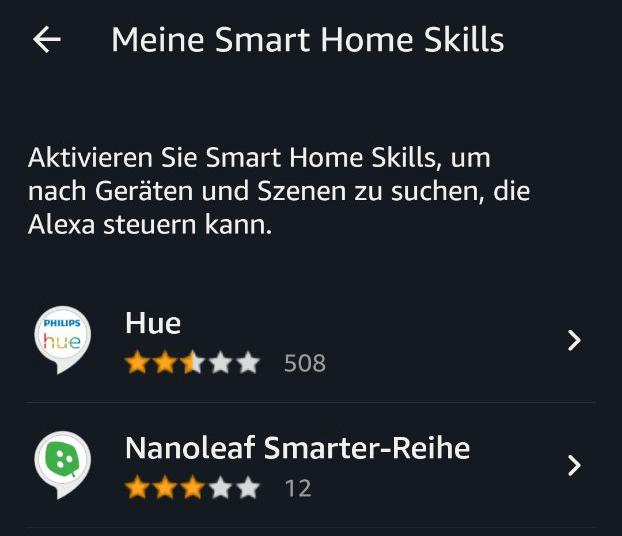 Nanoleaf Alexa 2