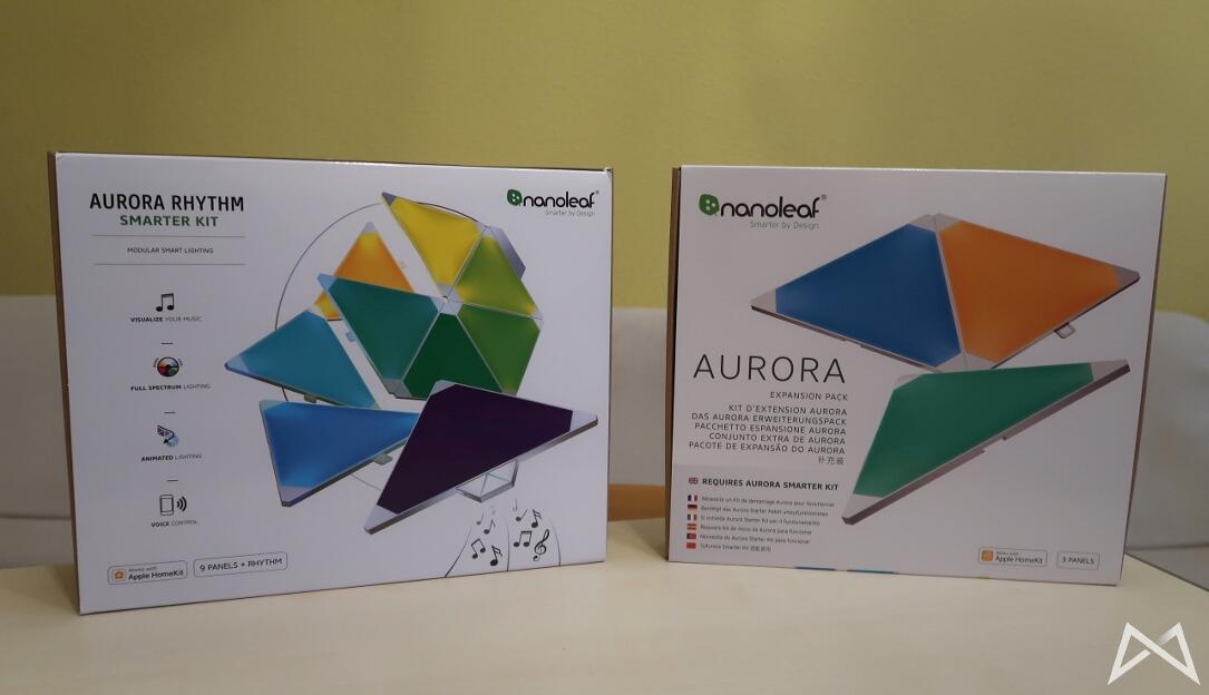 Nanoleaf Aurora 09