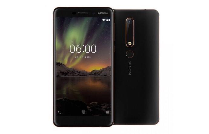 Nokia 6 2018 Leak Header