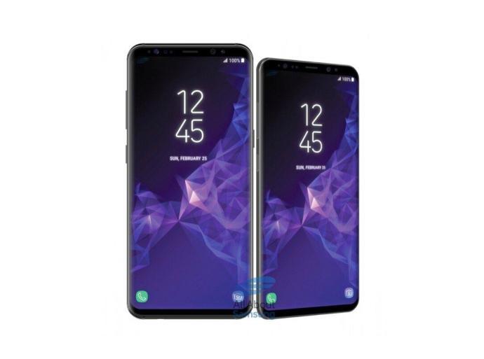 Samsung Galaxy S9 Plus Wallpaper Intelligent Scan Und Mehr