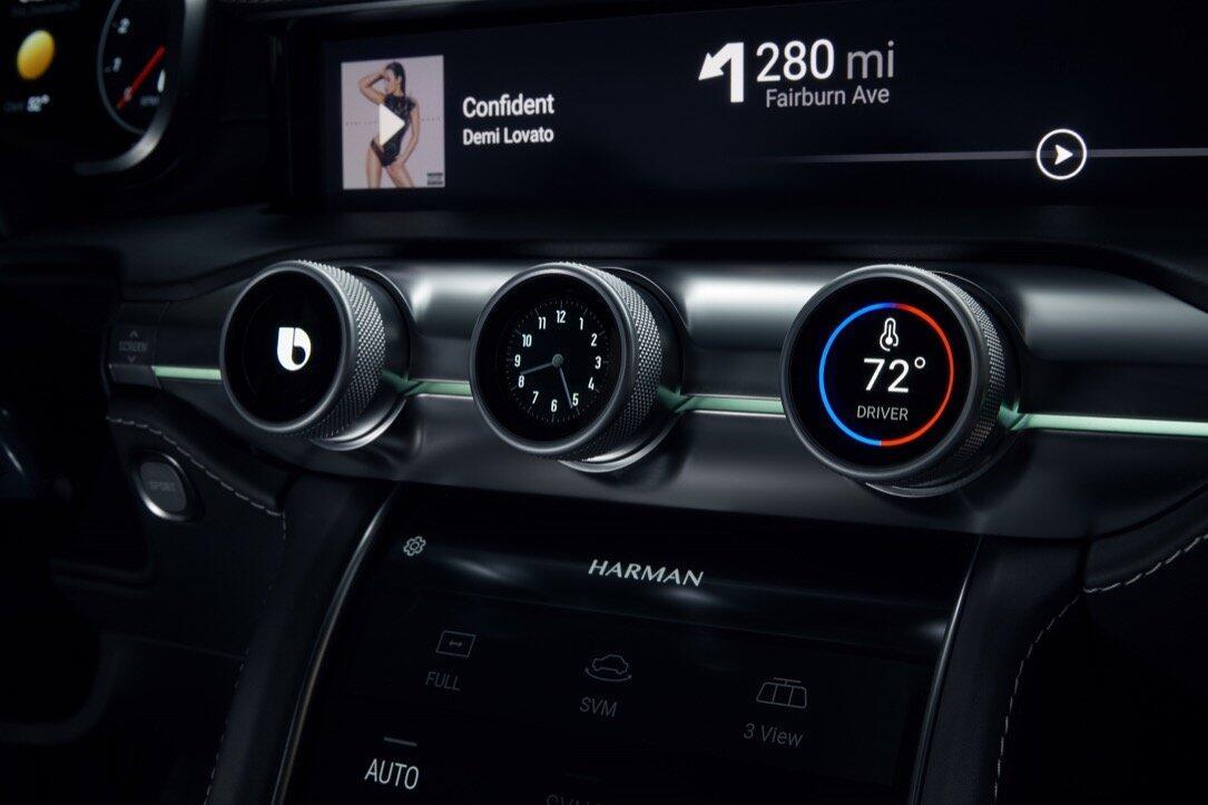 Samsung Harman Digital Cockpit 2