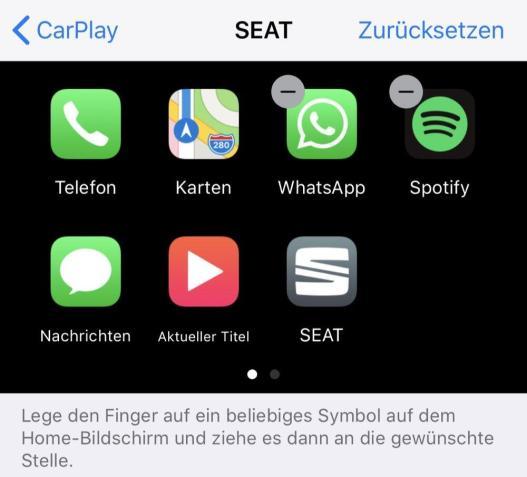 Whatsapp Carplay