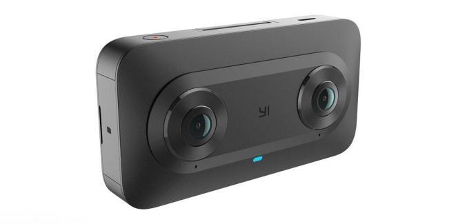 Yi Horizon Vr180 Camera