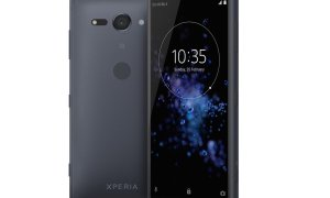 19 Xperia Xz2 Compact Black Group