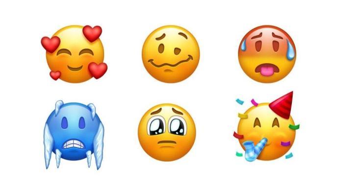 Emojis 2018