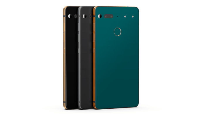 Essential Phone Limited Colors
