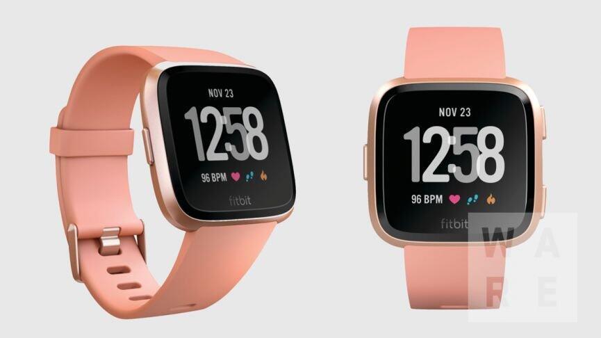 Fitbit Smartwatch 2018 Leak1