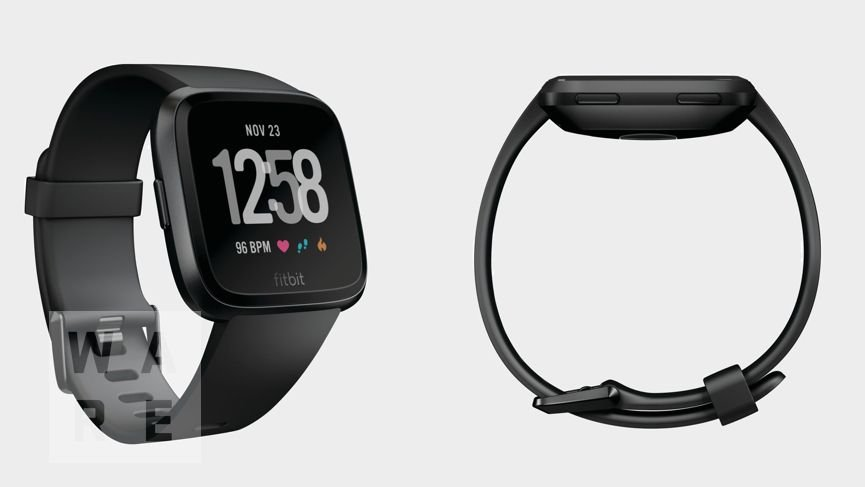 Fitbit Smartwatch 2018 Leak2
