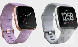 Fitbit Smartwatch 2018 Leak4