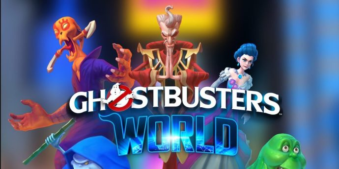 Ghostbusters World Header