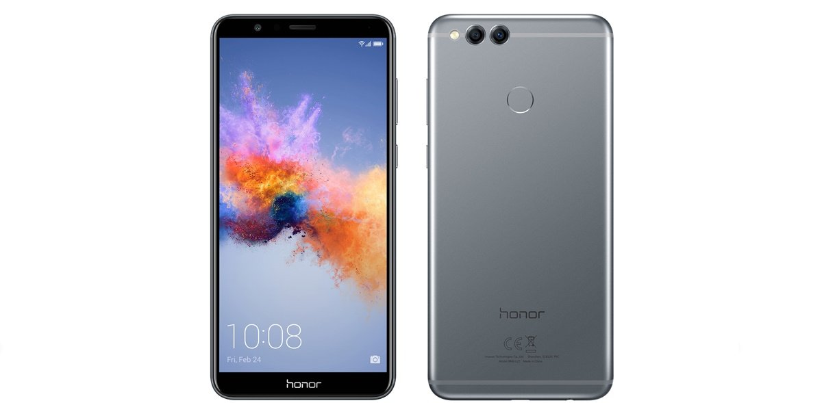 Honor 7x Grau