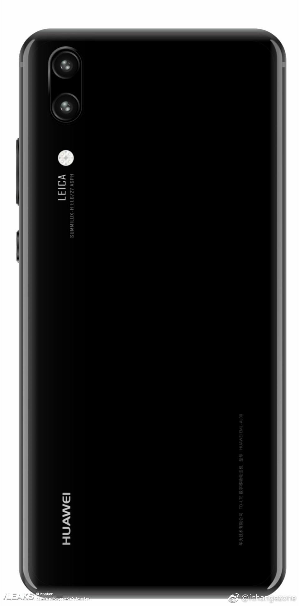 Huawei P20 Back