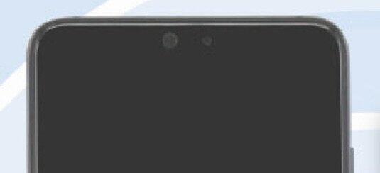Huawei P20 Notch