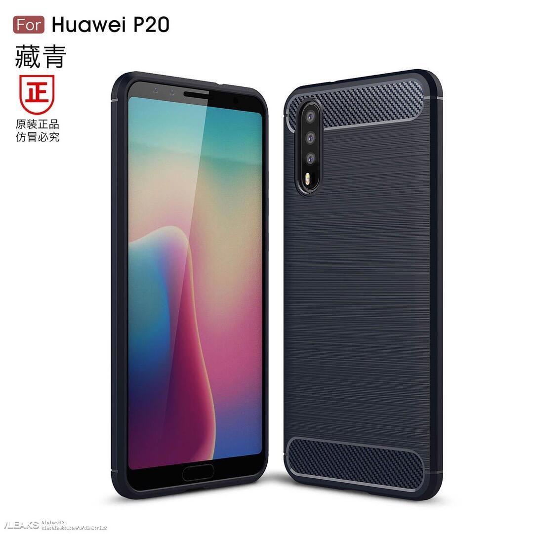 Huawei P20 Plus Case