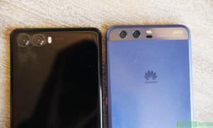Huawei P20 Prototype Leak 7
