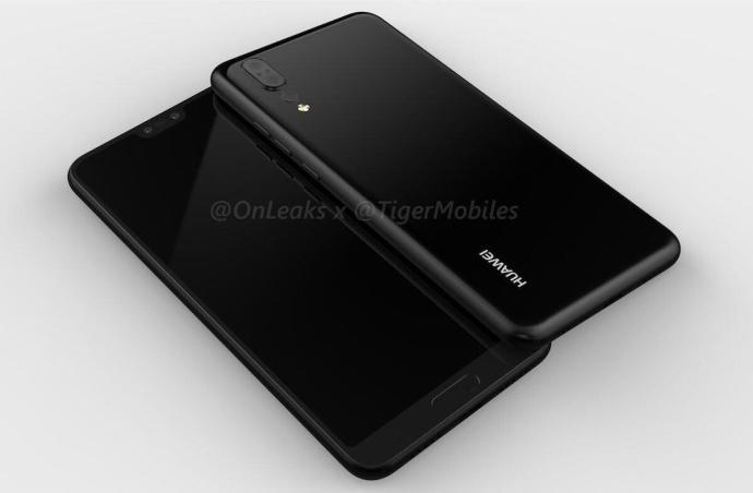 Huawei P20 Render4
