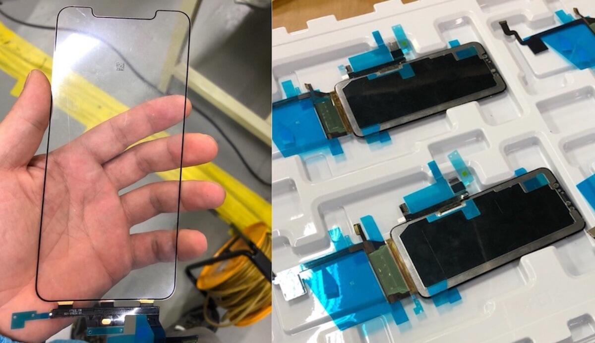 Iphone X Plus Leak