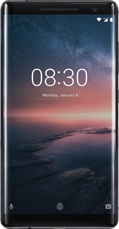 Nokia 8 Sirocco Front