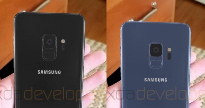 Samsung Galaxy S9 Ar Leak Header