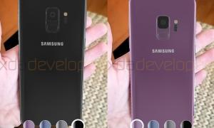 Samsung Galaxy S9 Ar Leak2