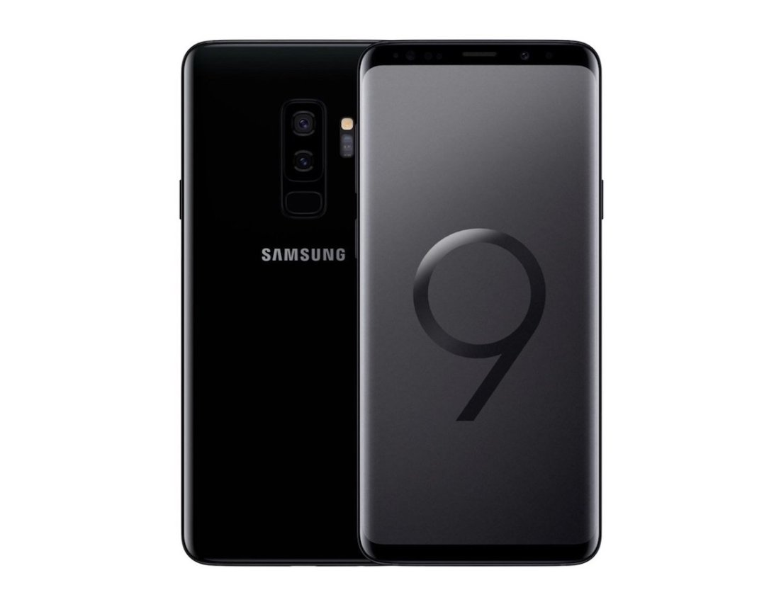 Samsung Galaxy S9 Plus Mit Tablet