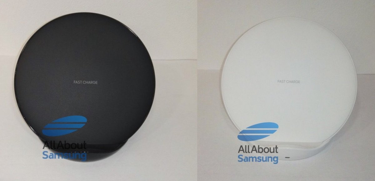 Samsung Wirless Charger Stand Farben